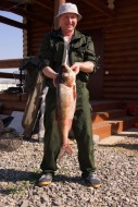 Толстолобик – большая пресноводная рыба, принадлежащая к семейству карповых. Его также называют серебряный карп